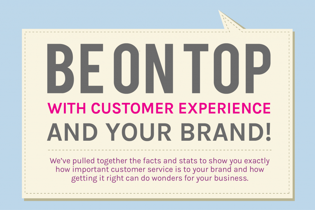 Be on top with customer experience-feature image