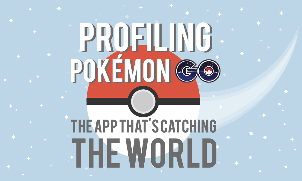 Profiling Pokemon Go: The app that's catching the world