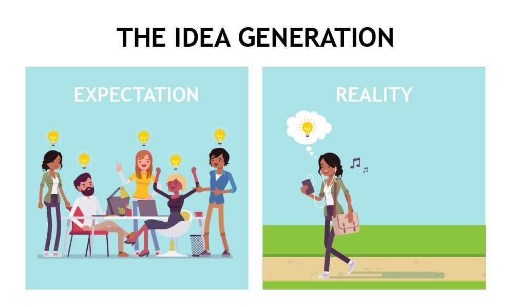 Expectation VS Reality Part 1 Graphic Design , The