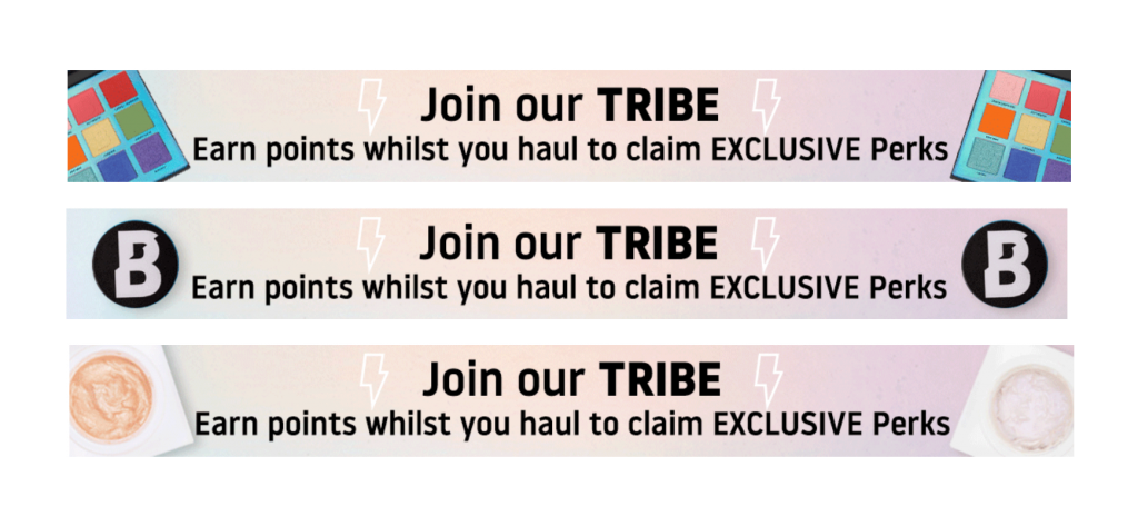 Join our tribe